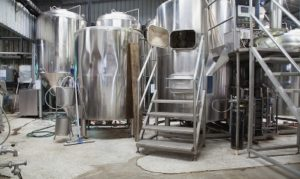 Fenix sanitary products are ideal for breweries
